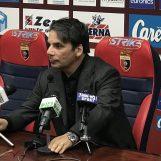 """Casertana-Avellino, Capuano: """"Non mi è piaciuto l'atteggiamento"""""""