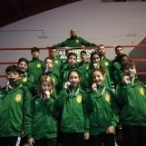 Asd Taekwondo Avellino, 15 medaglie agli Interregionali Abruzzo