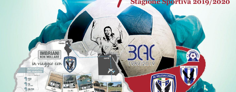 """""""Storie di Pallone"""", l'AC Vallesaccarda presenta la stagione agonistica nel ricordo di Carmelo Imbriani"""