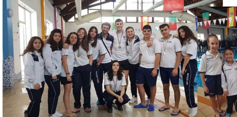 Nuoto, ottimi risultati per la New Sporting In di Ariano Irpino al Campionato Regionale