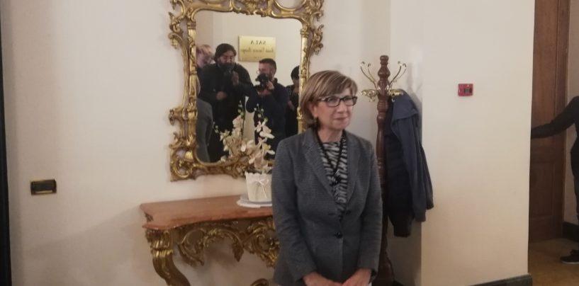 """VIDEO / Il Prefetto Tirone ai saluti: """"Porterò l'Irpinia sempre nel mio cuore"""""""