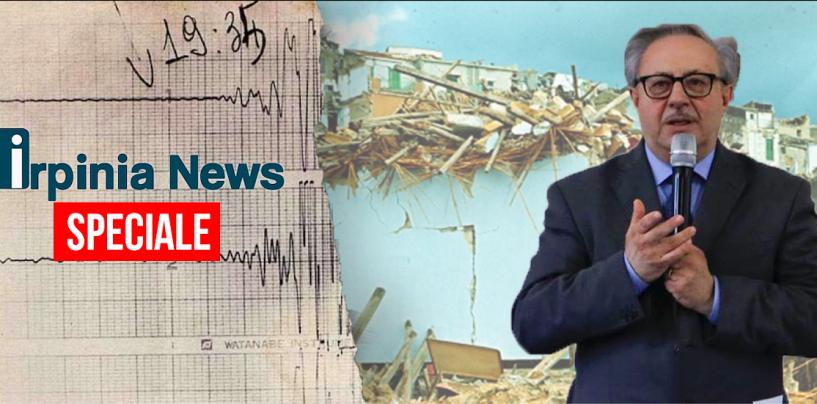 SPECIALE/ Ricostruzione e sviluppo: come il terremoto dell'80 ha cambiato l'Irpinia. Il racconto del sindaco di Grottolella