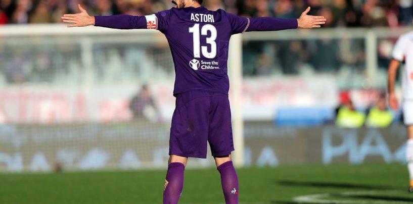 Calcio: minuto 13, Cagliari-Fiorentina ricorda Astori