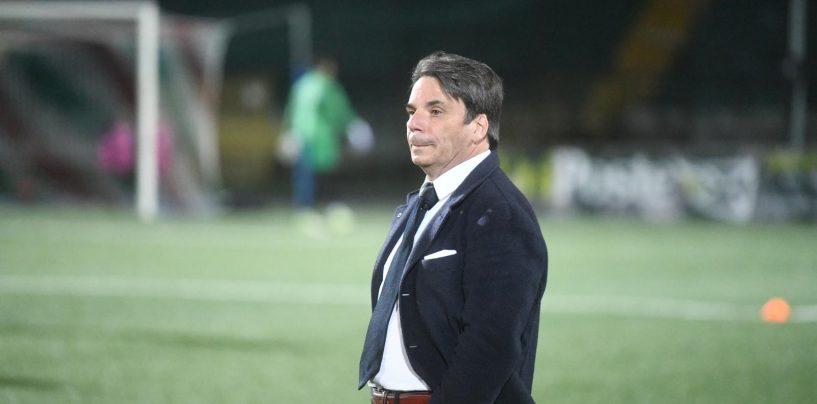 """Avellino-Potenza, Capuano: """"Difficile commentare con certi errori"""""""