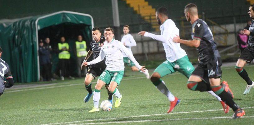 La spunta la Ternana tra le polemiche: Avellino fuori dalla Coppa Italia