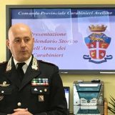 VIDEO/ Carabinieri, il Comandante provinciale Cagnazzo presenta il Calendario Storico e l'Agenda 2020 dell'Arma