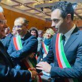 Congresso Anci, Decaro confermato. Il saluto di Festa al Presidente Mattarella