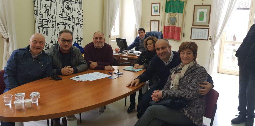 Protocollo d'intesa tra il Comune di San Martino, la Cgil e il Sindacato pensionati italiani