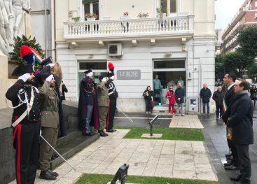 4 Novembre, Avellino rende omaggio ai Caduti e celebra le Forze Armate - FOTO