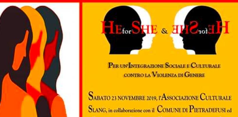 A Pietradefusi si parla di violenza di genere: sarà un dibattito in musica