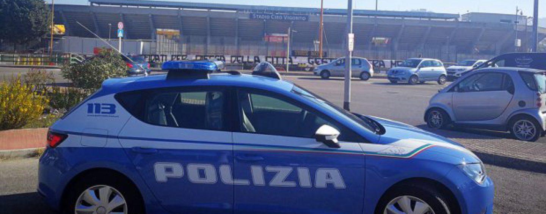 Rissa dopo Avellino-Reggina, Daspo per 4 tifosi irpini