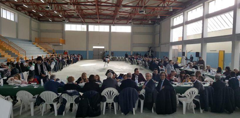 FOTO/ Grande successo a Grottolella per la Festa del Ringraziamento