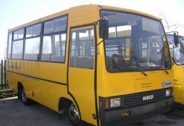 Il Comune di Avellino mette all'asta due scuolabus