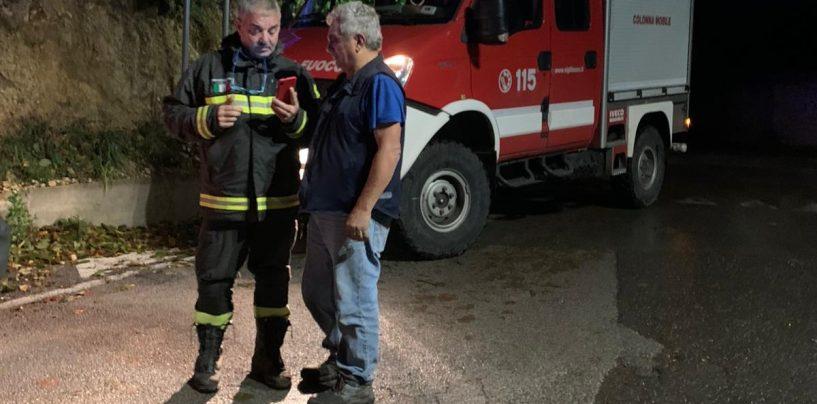 Taurano: coppia di coniugi del salernitano si perde tra le montagne. Salvi grazie a polizia e vigili del fuoco