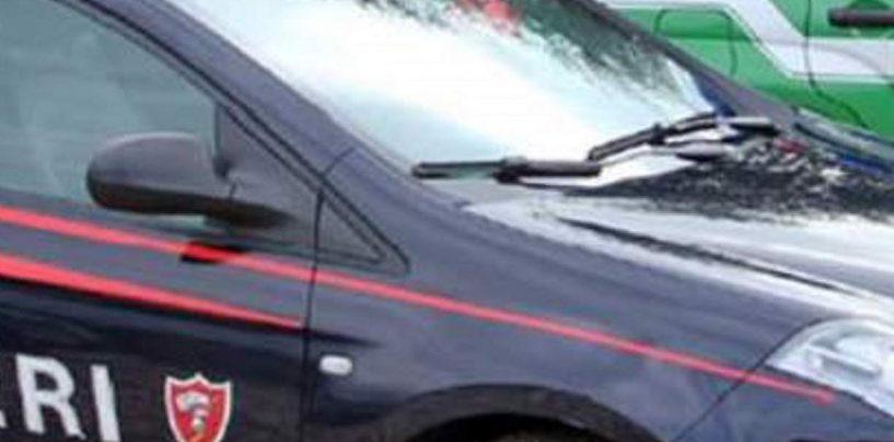 Summonte, si perde tra i monti: soccorso dai carabinieri 18enne che gira a piedi l'Italia