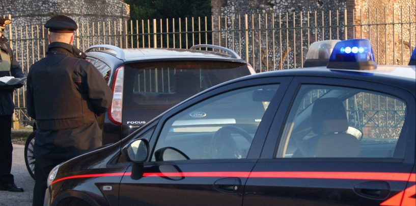 Avella, getta la droga dal finestrino dell'auto e fugge: carabinieri arrestano spacciatore