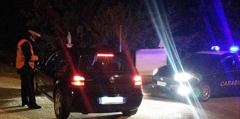 Contrasto ai furti: 20enne in trasferta da Casalnuovo allontanato con Foglio di Via