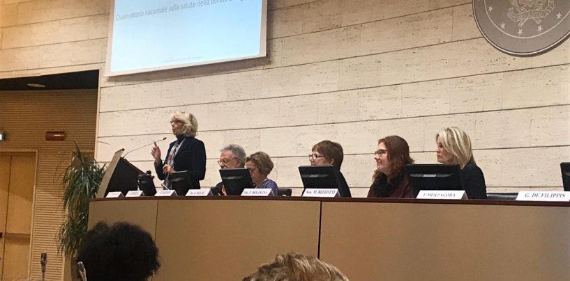 """Servizi dedicati alla salute della donna: il """"Moscati"""" premiato con due Bollini Rosa"""