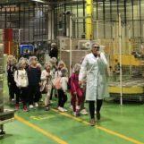 Olio Basso apre le porte ai piccoli alunni