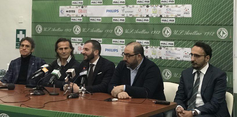 """Caos Avellino, Izzo frena: """"Non ci sono condizioni per passaggio quote"""""""