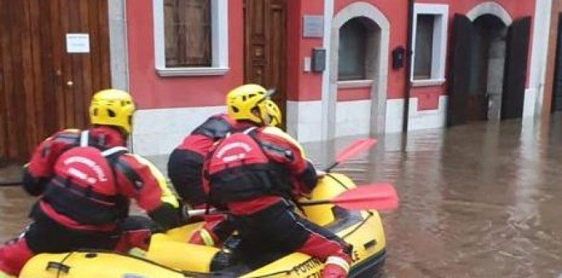 """Celzi sott'acqua, j'accuse del sindaco di Forino: """"Le istituzioni sottovalutano il problema, questa è una calamità naturale"""""""