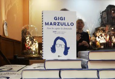 """VIDEO/ Marzullo presenta il suo libro: """"Le mie domande? Suggerite da De Mita e dai vecchi amici di Avellino"""""""