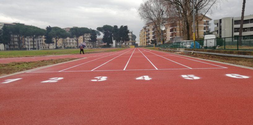 Campo Coni: l'appello della Fidal per le attività di atletica leggera
