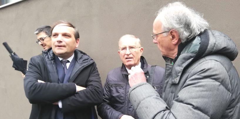 """De Luca: """"Spero in una gestione attenta"""". Basile: """"Ricordo che il Campo Coni è di tutti"""""""