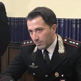 """VIDEO/ Furti in Irpinia, il capitano Antonazzo assicura: """"L'azione di contrasto dei Carabinieri è altissima"""""""