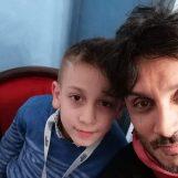 VIDEO/ Dopo il nostro servizio Fabrizio Moro incontra il piccolo Leopoldo