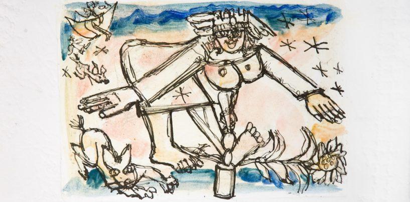 """""""La favola del re e della regina albero"""", a Montemiletto la retrospettiva del maestro Spiniello"""