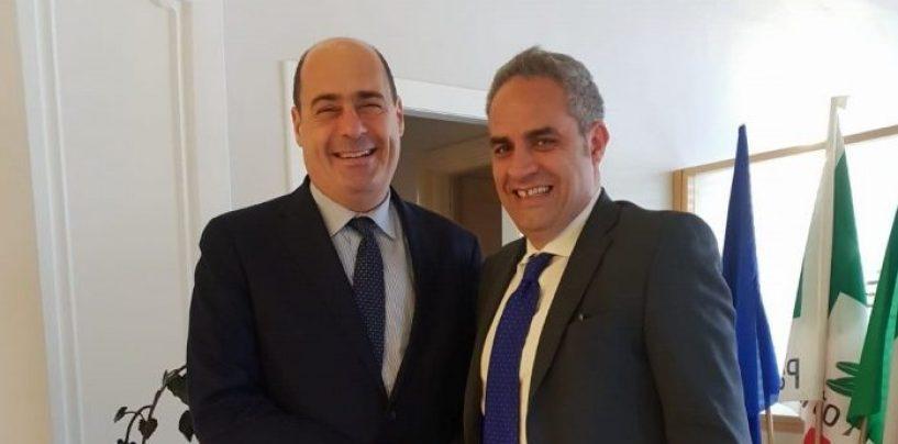 """Maurizio Petracca aderisce al Pd. """"Con me tutto il mio gruppo"""""""