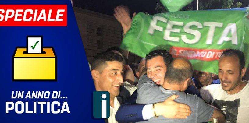 """SPECIALE UN ANNO DI POLITICA / Da Festa sindaco alle Sardine, 365 giorni di eventi e """"tormenti"""""""
