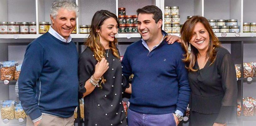 L'imprenditore irpino Francesco Sodano sarà l'ambasciatore della nocciola italiana