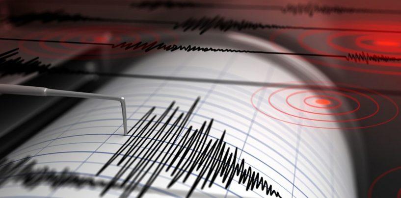Scossa di terremoto in Irpinia questa mattina