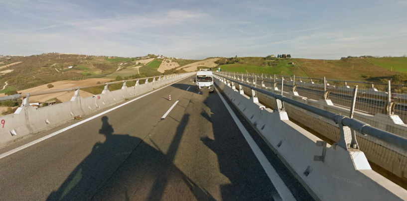 """Il viadotto """"Cerrano"""" resta chiuso ai camion: no alla richiesta di Autostrade"""