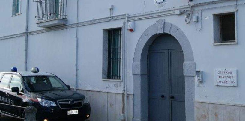 """Calabritto: """"pacco"""" sui prodotti per l'edilizia, denunciato 35enne di Reggio Emilia"""