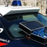 Ubriaco alla guida provoca incidente, scatta denuncia per un 50enne