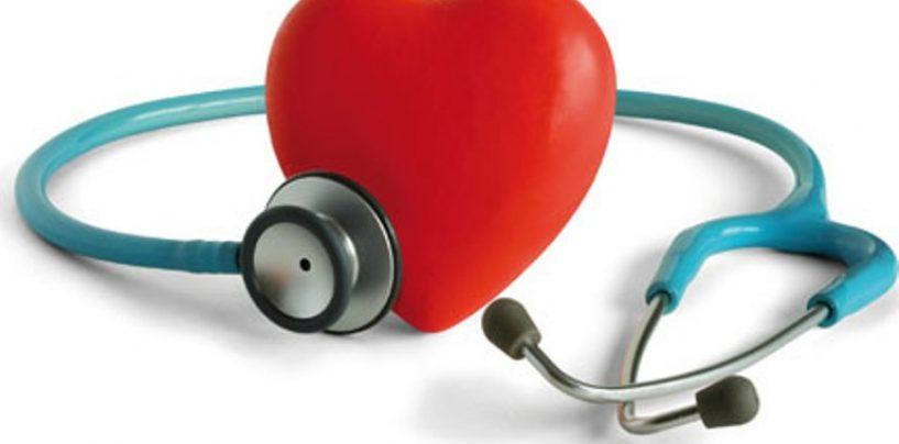 Settimana della salute del cuore, tappa ad Avellino il 29 gennaio