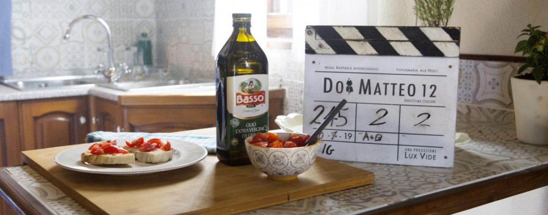 L'olio Basso sulla tavola di Don Matteo: eccellenze irpine in mondovisione