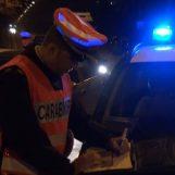 Ubriaco al volante provoca incidente, denunciato 50enne di Avellino
