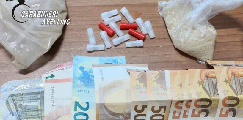 10 grammi di hashish e 15 di eroina in casa: arrestato pusher nigeriano
