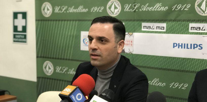 Bagarre Avellino, Martone al capolinea: si è dimesso da direttore generale