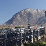 VIDEO/ Riapre il Ponte di Parolise ma metà struttura è ancora a rischio