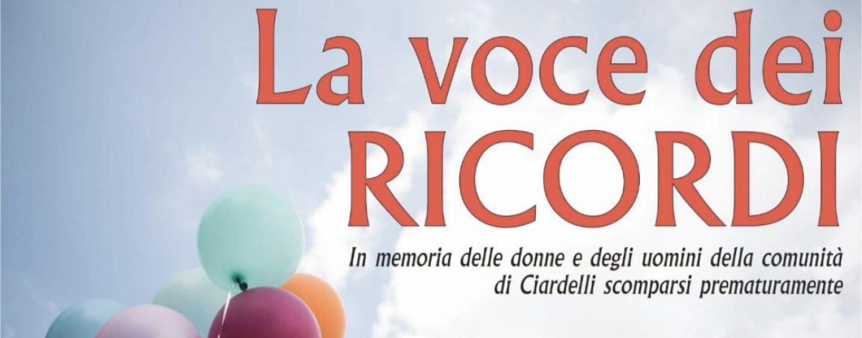 La voce dei ricordi: appuntamento con la memoria alla frazione Ciardelli di Pietrastornina
