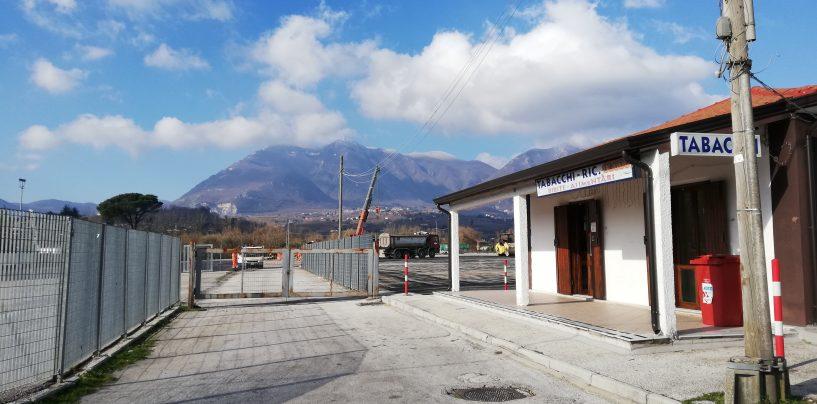 Avellino, Campo Genova diventa un campo base per l'emergenza coronavirus