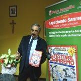 """FOTO E VIDEO / """"Sanremo per me è come Disneyland. Che tempi l'Avellino in serie A, era la squadra dei miracoli"""". Festival, il libro di Bartoletti. Che """"bacchetta"""" Amadeus"""