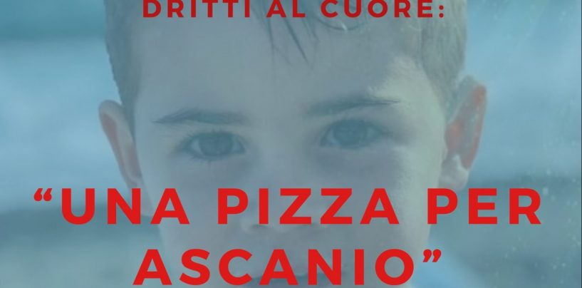 Una pizza per Ascanio: Pratola Serra si mobilita per il piccolo affetto da seria cardiopatia