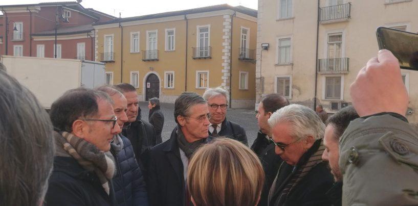 Novolegno, uno spiraglio: mercoledì convocazione in Regione