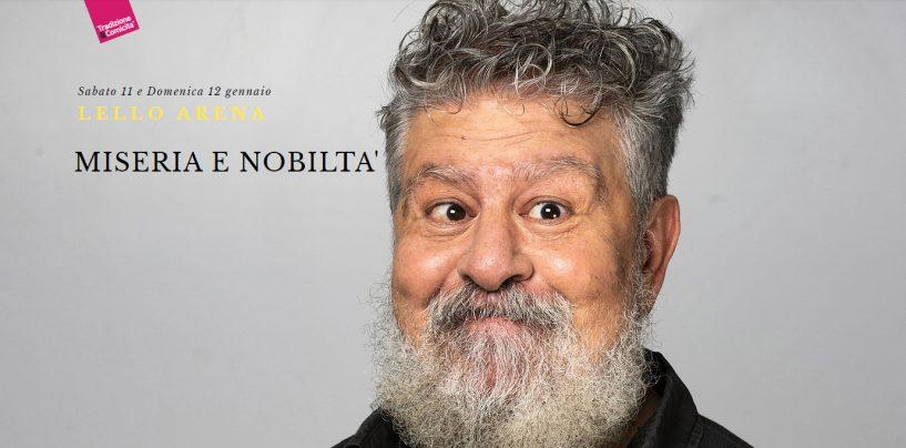 """Al Teatro """"Gesualdo"""" di Avellino torna il classico """"Miseria e Nobiltà"""""""